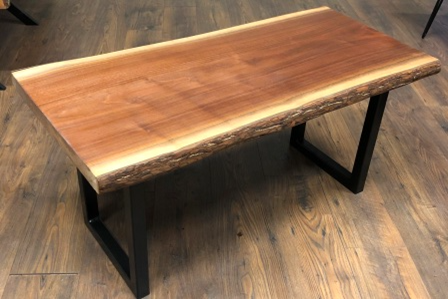 Handmade Walnut Table 2