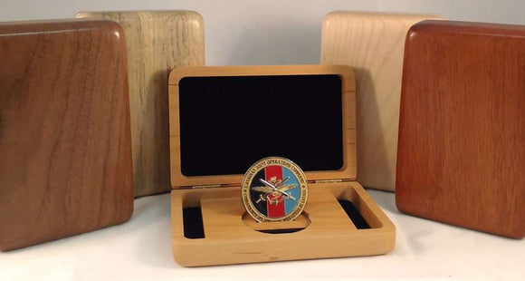 Coin Display Box