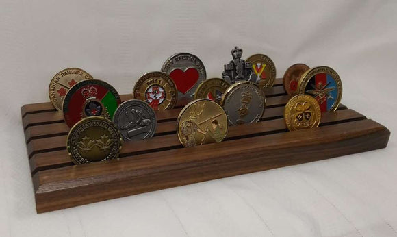 Coin Display Board