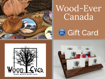 Wood-Ever Canada Gift Card/Certificate