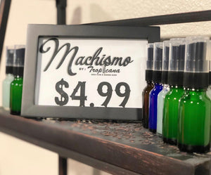 Machismo - An aftershave cologne for men