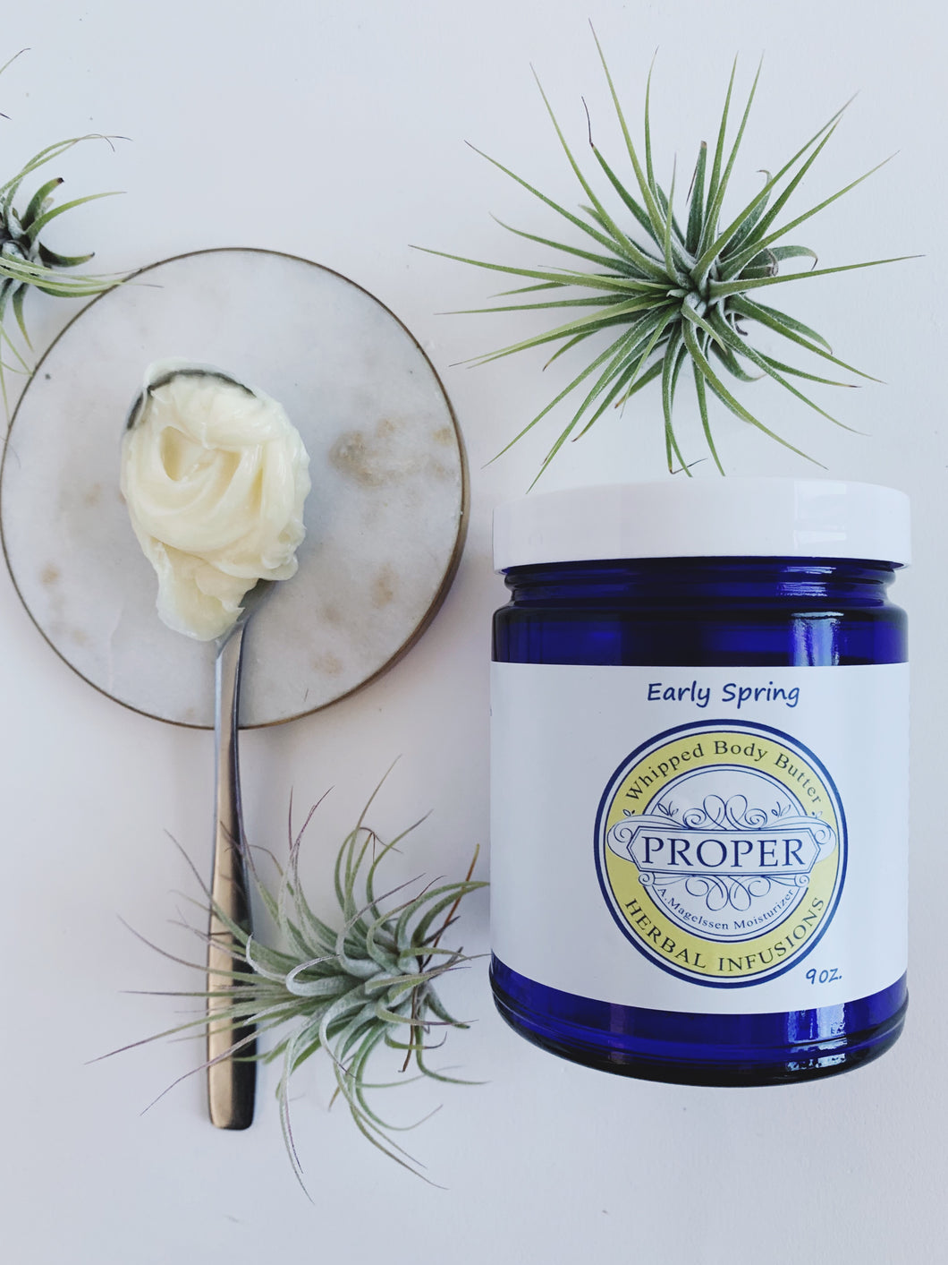 Whipped Body Butter - Early Spring