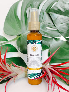 BuzzOff - Natural Insect repellent