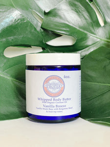 Whipped body butter - Vanilla Breeze