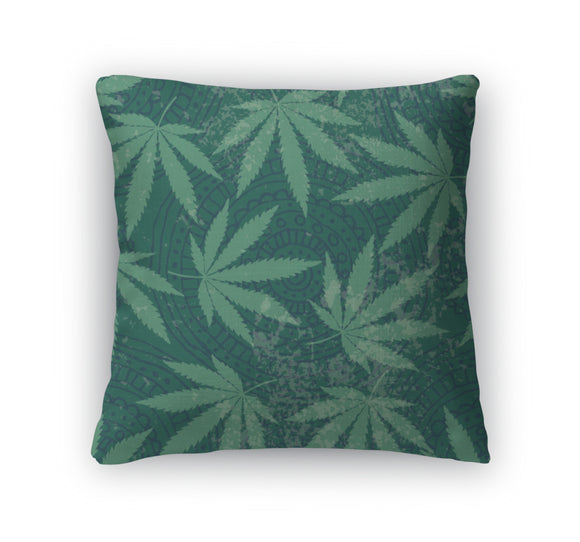 Throw Pillow, Maryhuana