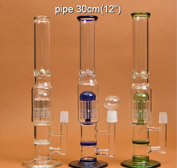 Glass Water Smoking Pipe / Bong 12