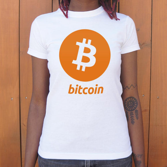 Bitcoin T-Shirt (Ladies)