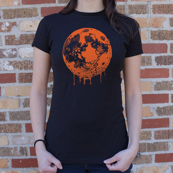 Blood Moon T-Shirt (Ladies)