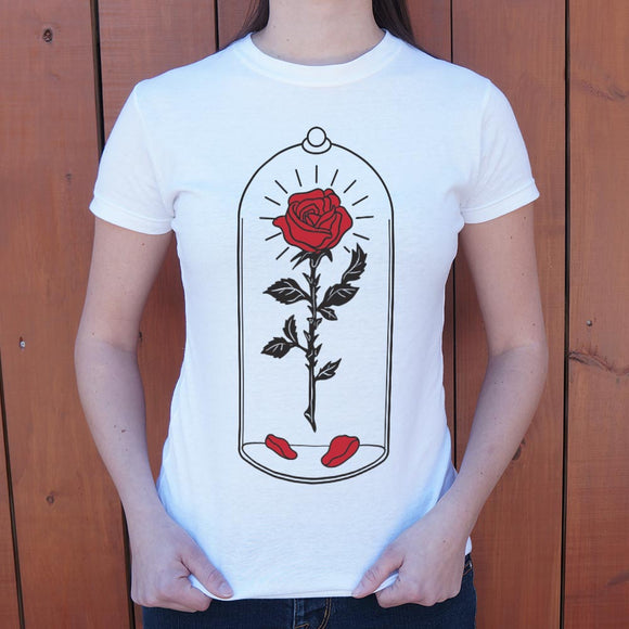 Enchanted Rose T-Shirt (Ladies)