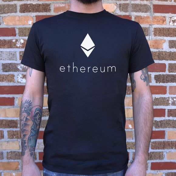 Ethereum T-Shirt (Mens)
