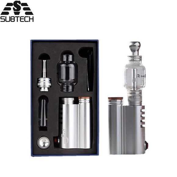 LVS Original Jurassic S1 Dry Herb Vaporizer Kit Unique Glass Pipe Dry Herb Vapor Pure
