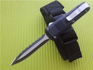 BM HK 7 Blade Styles Small Size C07 D/A Knife 7 Inch Mini Tactical Knives 440 Steel Blade Survival Knives Q
