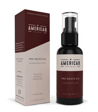 Load image into Gallery viewer, American Shaving Pre Shave Oil For Men