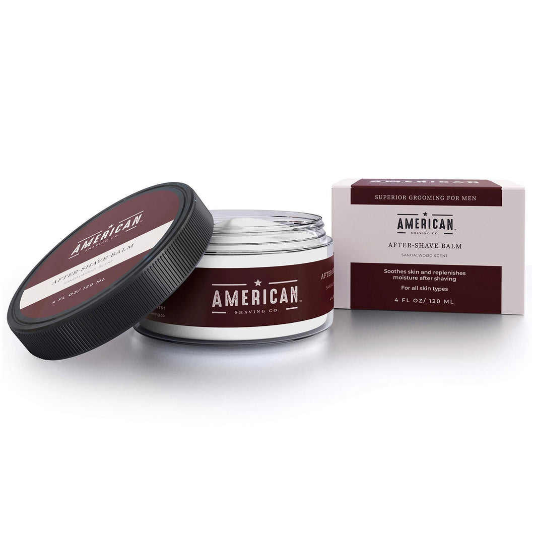 American Shaving After Shave Balm For Men