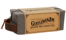 Load image into Gallery viewer, Gentleman Jon's Wet Shave 8pc Starter Kit