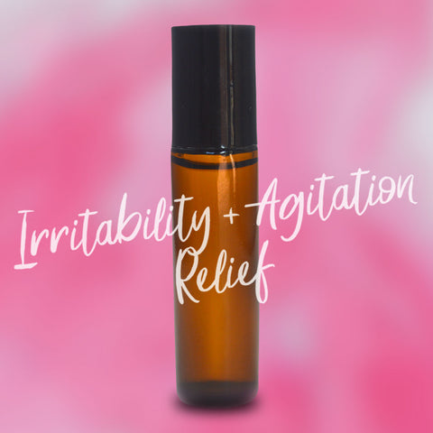 Irritability & Agitation Relief Rollerball