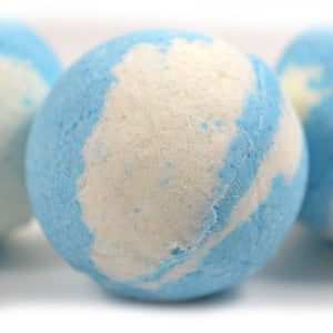 Baby's Breath Bath Bomb