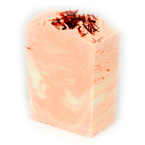 White Ginger & Amber Bar Soap