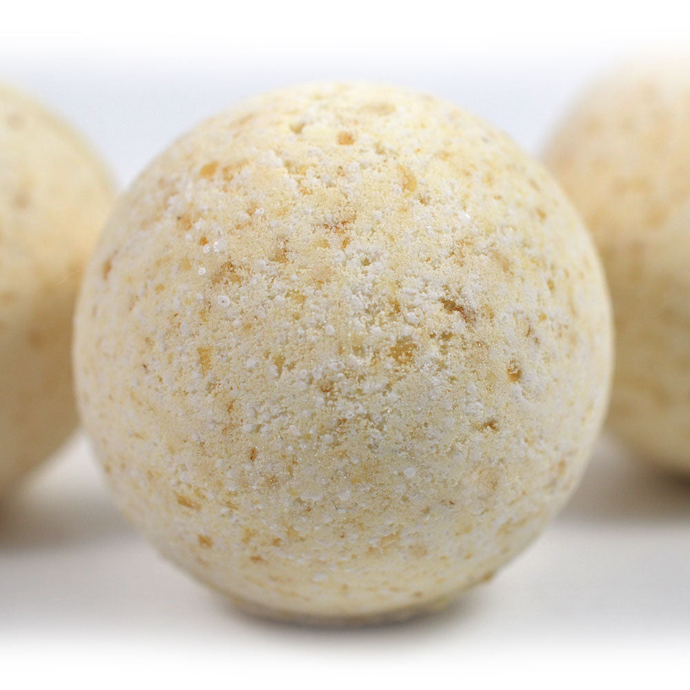 Oatmeal Milk & Honey Bath Bomb