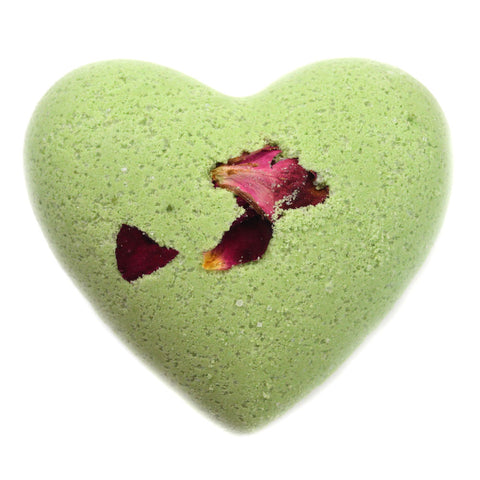 Margarita Heart Bath Bomb