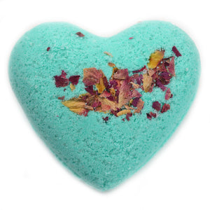 Jade Heart Bath Bomb