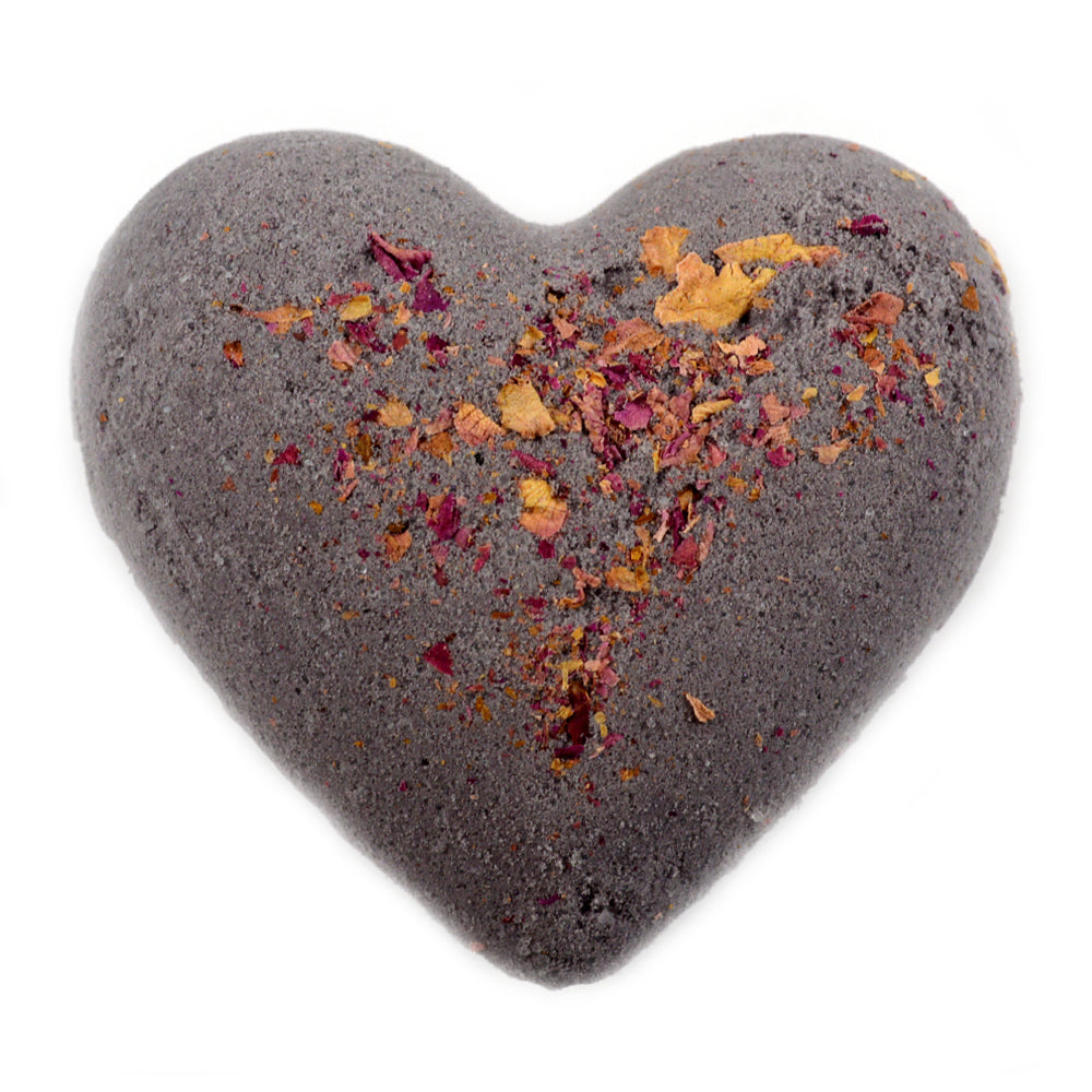 Black Opium Heart Bath Bomb