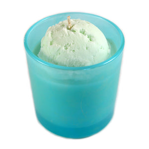 Margarita Ice Cream Candle