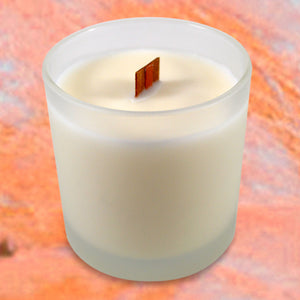 Red Ginger Saffron Candle