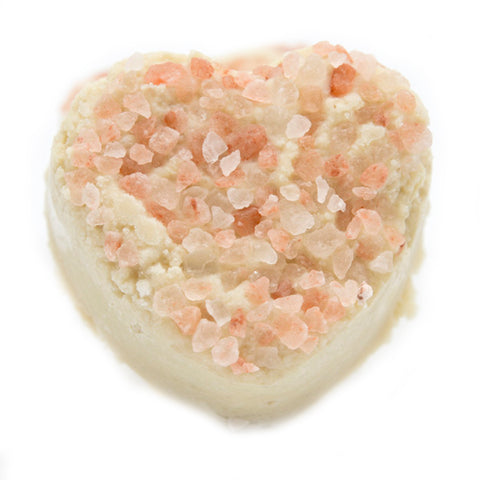 Rose Quartz Bath Truffle (Fizzing)