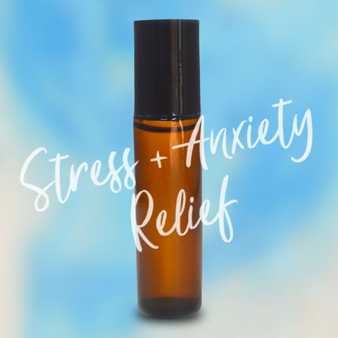 Stress & Anxiety Relief Rollerball