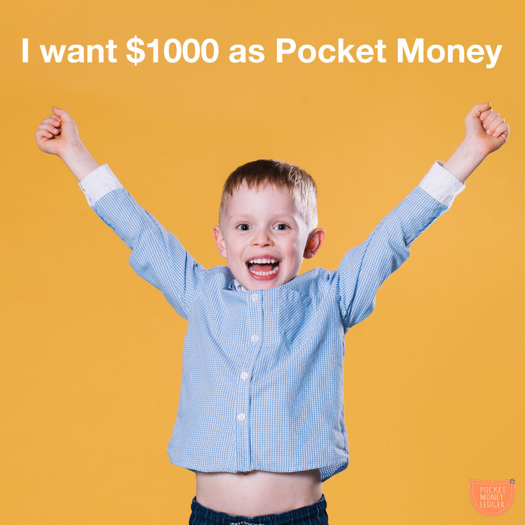 When to start giving a child pocket money 71