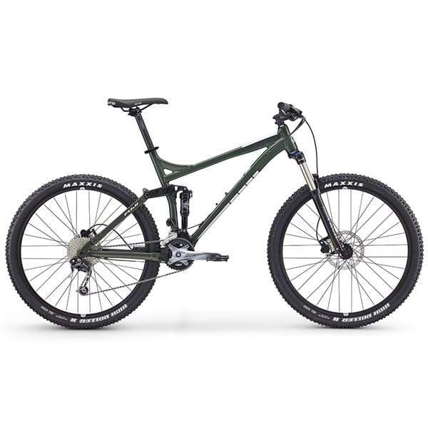 FUJI REVEAL 27.5 1.3 2019 120MM METAL GREEN 17""