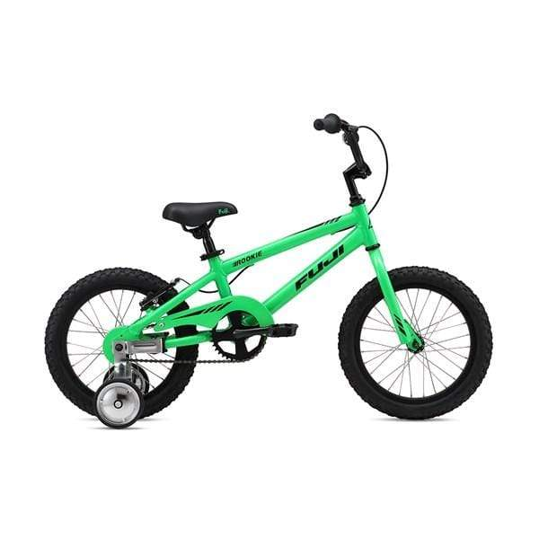 "FUJI ROOKIE 16"" 2019 BOYS LIME GREEN"
