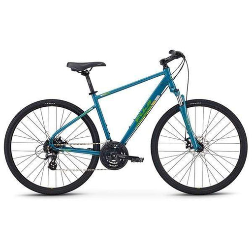 FUJI TRAVERSE 1.5 2019 BLUE GREEN 17""