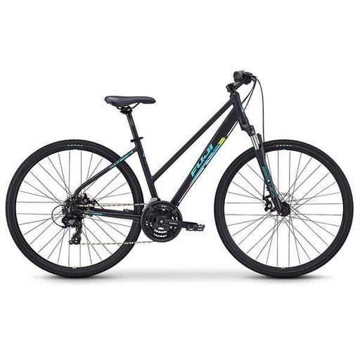 "FUJI TRAVERSE 1.7 2019 SATIN BLACK 15"" ST"