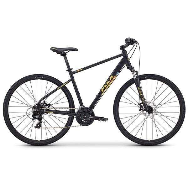 FUJI TRAVERSE 1.7 2019 SATIN BLACK 23""