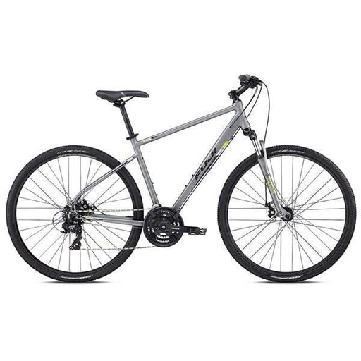 FUJI TRAVERSE 1.9 18 METALLIC GREY 19""