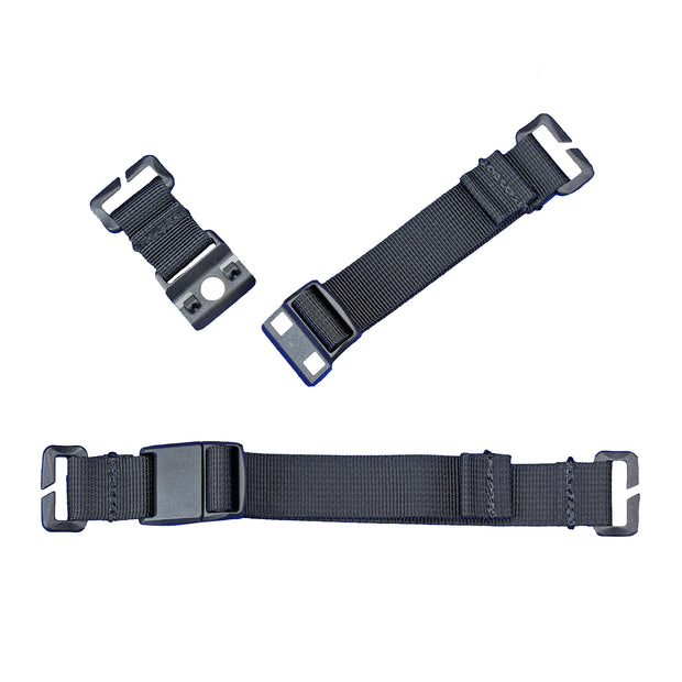 Compression Strap (Pair)(Adjustable) with WooJin Magnetic Buckle