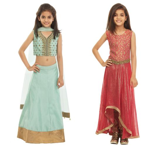 How to Choose the Right Traditional Outfit for Your Little Girl?