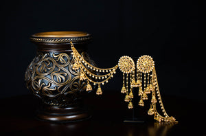 Bahubali Traditional Earrings