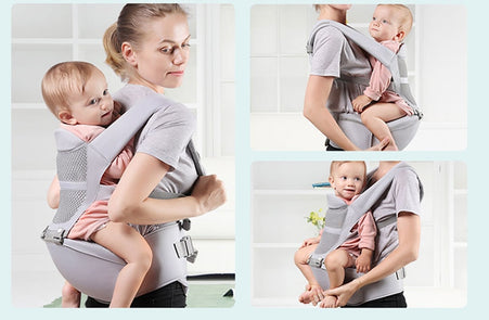 Breathable Travel Baby Carrier