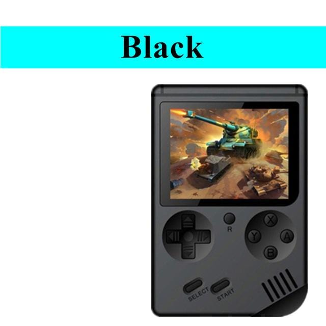 Retro Mini Pocket Handheld Game