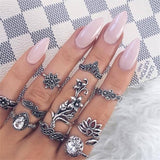 Vintage Rings Set (31 Options)