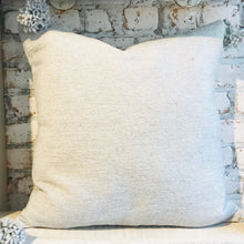 Load image into Gallery viewer, Moroccan Pom Pom Pillow Gray