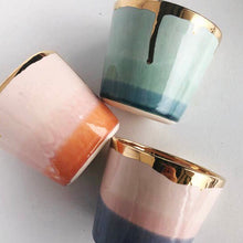 Load image into Gallery viewer, Ceramic Tumbler Blush