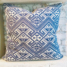 Load image into Gallery viewer, Nomade Pillow Navy