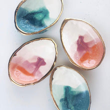 Load image into Gallery viewer, Ocean Abalone Ceramic Dish