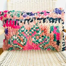 Load image into Gallery viewer, Vintage Boujad Wool Pillow