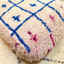 Load image into Gallery viewer, Vintage Moroccan Floor Cushion