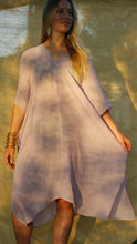 Load image into Gallery viewer, Tulum Kaftan Tunic Lavender